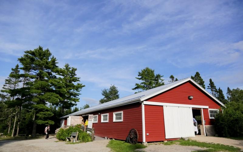 The Hubbards Barn